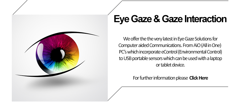Eye Gaze & Gaze Interaction